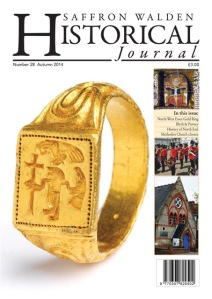 SWHJ no 28 - FRONT COVER