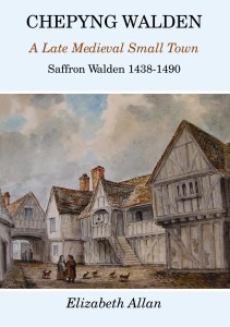 Chepyng Walden book cover