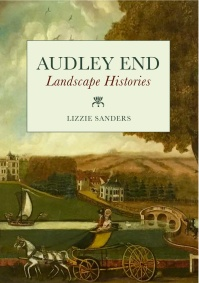 Cover for Audley End book jpeg